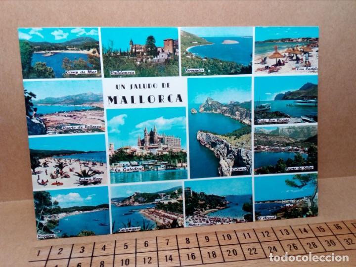 Postales: LOTE 8 POSTALES DE MALLORCA (SIN CIRCULAR) - (AÑOS 70) - REF: 250/260 - Foto 11 - 164004670