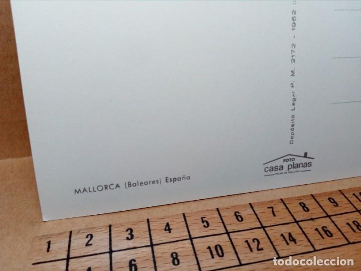 Postales: LOTE 8 POSTALES DE MALLORCA (SIN CIRCULAR) - (AÑOS 70) - REF: 250/260 - Foto 13 - 164004670