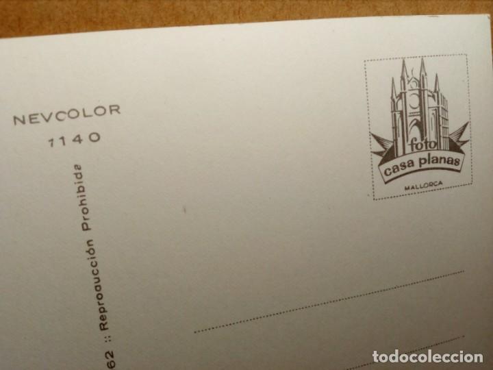 Postales: LOTE 8 POSTALES DE MALLORCA (SIN CIRCULAR) - (AÑOS 70) - REF: 250/260 - Foto 14 - 164004670