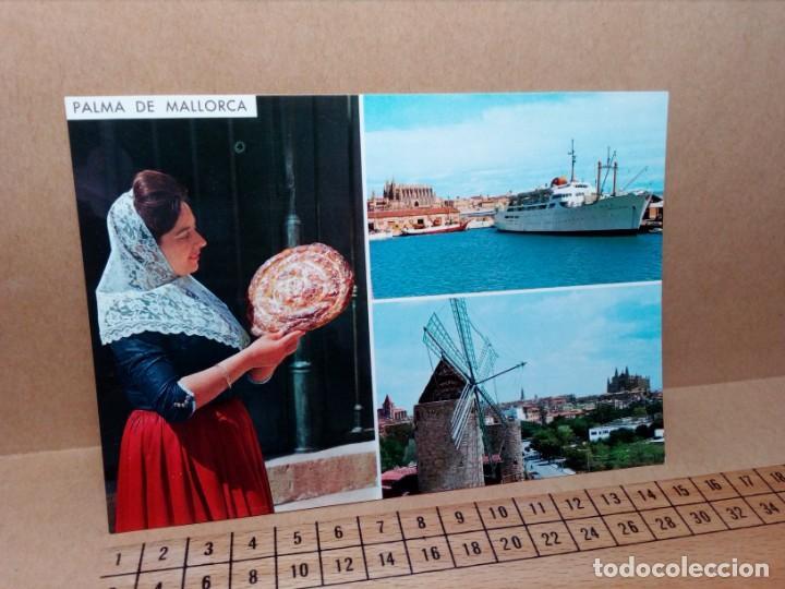Postales: LOTE 8 POSTALES DE MALLORCA (SIN CIRCULAR) - (AÑOS 70) - REF: 250/260 - Foto 18 - 164004670
