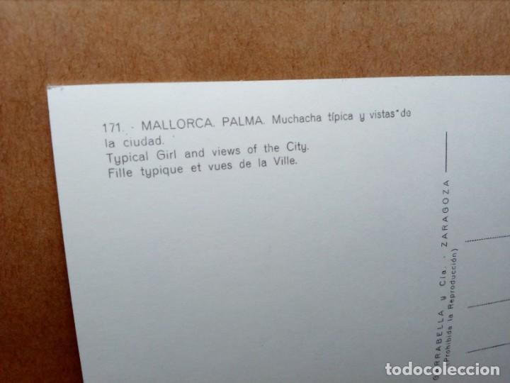 Postales: LOTE 8 POSTALES DE MALLORCA (SIN CIRCULAR) - (AÑOS 70) - REF: 250/260 - Foto 20 - 164004670