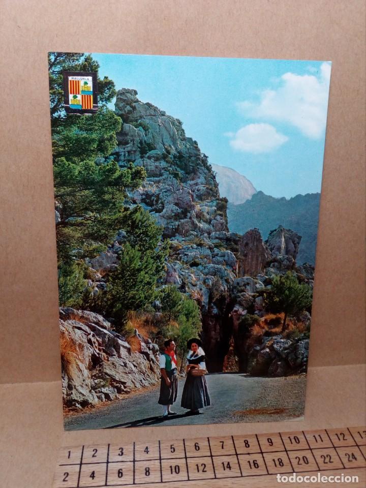 Postales: LOTE 8 POSTALES DE MALLORCA (SIN CIRCULAR) - (AÑOS 70) - REF: 250/260 - Foto 24 - 164004670