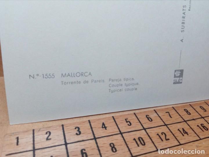 Postales: LOTE 8 POSTALES DE MALLORCA (SIN CIRCULAR) - (AÑOS 70) - REF: 250/260 - Foto 26 - 164004670
