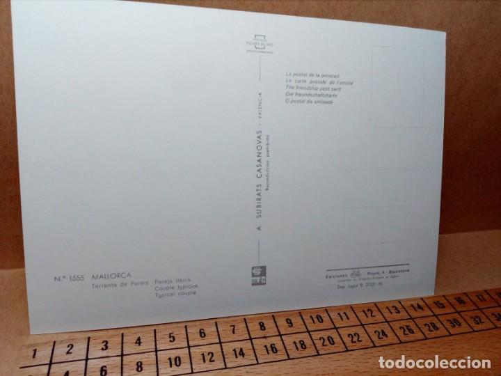 Postales: LOTE 8 POSTALES DE MALLORCA (SIN CIRCULAR) - (AÑOS 70) - REF: 250/260 - Foto 27 - 164004670