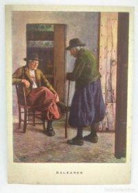 Baleares. Viejos amigos. Las regiones Españolas. Nº 4 R. López Cabrera 15,7x11,1cm