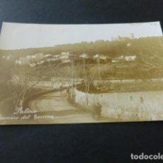 Postales: PALMA DE MALLORCA CAMINO DEL TERRENO POSTAL FOTOGRAFICA ANTERIOR A 1905 REVERSO SIN DIVIDIR. Lote 165238450