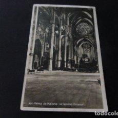 Postkarten - PALMA DE MALLORCA CATEDRAL INTERIOR - 165995630