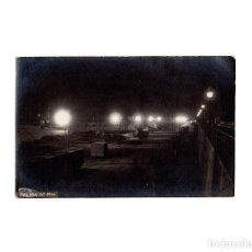 Postales: PALMA DE MALLORCA.- PUERTO NOCHE. POSTAL FOTOGRÁFICA.. Lote 166052274