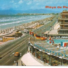 Postales: POSTAL MALLORCA - PLAYA DE PALMA - FOTO ICARIA 1979. Lote 166321842