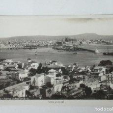Postales: POSTAL PALMA DE MALLORCA - VISTA GENERAL - SIN CIRCULAR. Lote 166813630