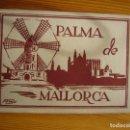 Postales: 10 MINIPOSTALES PALMA DE MALLORCA DE FOTO TRUYOL . VER IMÁGENES. Lote 167687516