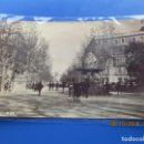 Postales: PALMA DE MALLORCA - BORNE - SERIE TRUYOL - POSTAL ESCRITA AÑO 1920 - POSTAL FOTOGRAFICA 9 X 14 CM.. Lote 167731272