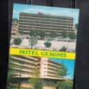 Postales: Nº 247. HOTEL GEMINIS. EL ARENALL-MALLORCA. Lote 167795968