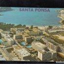 Postales: MALLORCA. SANTA PONSA - VISTA PARCIAL AÉREA. Lote 167799480