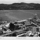 Postales: POSTAL DE IBIZA BALEARES Nº 3 ENTRADA DEL PUERTO CIRCULADA EN 1948. Lote 168341992