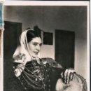Postales: POSTAL DE IBIZA BALEARES Nº 83 PAYESA CON EL TRAJE TIPICO ACTUAL CIRCULADA. Lote 168376352