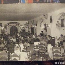Postales: POSTAL DE MALLORCA - PATIO DEL FAROLILLO GRAN HOTEL MEDITERRANEO PASEO MARITIMO - CASA PLANAS. Lote 168707237