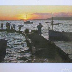 Postales: POSTAL MALLORCA - EL ARENAL - PUESTA DE SOL - 1966 - GARCIA GARRABELLA 140 - CIRCULADA. Lote 169675328