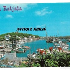 Cartes Postales: MALLORCA .- CALA RATJADA , DETALLE DEL PUERTO .- EDICIONES PALMA . Lote 169816236
