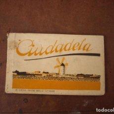 Postales: 11 POSTALES CIUDADELA L.ROSIN DE LIBRITO DE 20 BISTRE BRILLO 1 SERIE. Lote 169945808