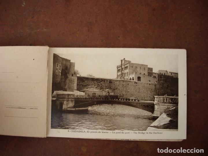 Postales: 11 postales ciudadela l.rosin de librito de 20 bistre brillo 1 serie - Foto 3 - 169945808