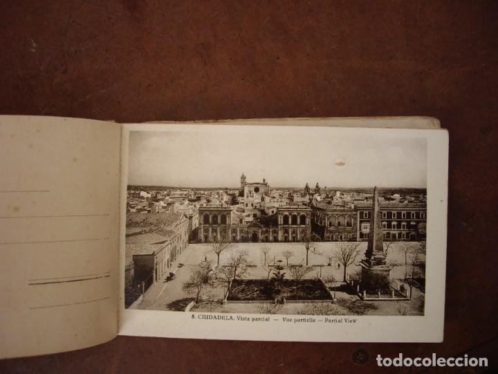 Postales: 11 postales ciudadela l.rosin de librito de 20 bistre brillo 1 serie - Foto 4 - 169945808