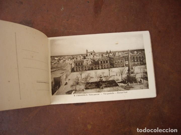 Postales: 11 postales ciudadela l.rosin de librito de 20 bistre brillo 1 serie - Foto 6 - 169945808