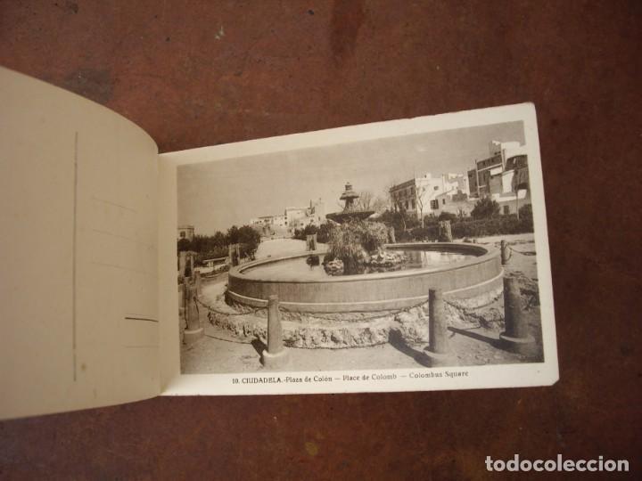 Postales: 11 postales ciudadela l.rosin de librito de 20 bistre brillo 1 serie - Foto 7 - 169945808