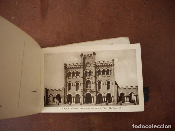 Postales: 11 postales ciudadela l.rosin de librito de 20 bistre brillo 1 serie - Foto 9 - 169945808