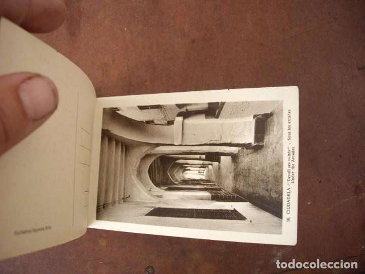 Postales: 11 postales ciudadela l.rosin de librito de 20 bistre brillo 1 serie - Foto 12 - 169945808