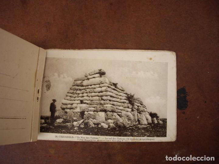 Postales: 11 postales ciudadela l.rosin de librito de 20 bistre brillo 1 serie - Foto 13 - 169945808