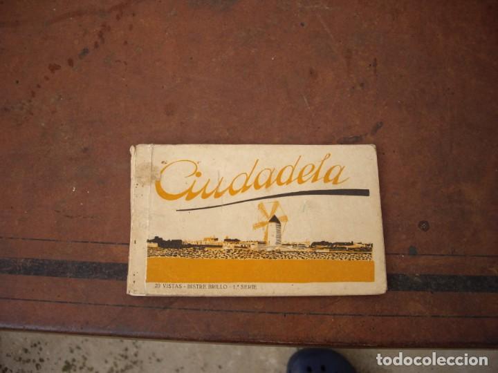 Postales: 11 postales ciudadela l.rosin de librito de 20 bistre brillo 1 serie - Foto 14 - 169945808