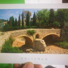 Postales: POSTAL MALLORCA PONT ROMA POLLENCA. Lote 170372444