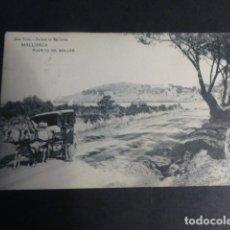 Postales: PUERTO DE SOLLER MALLORCA VISTA ED. JOSE TOUS. Lote 172056509