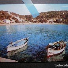 Postales: CALA BADELLA, CALA VADELLA. IBIZA. MATE CART. Lote 173866555