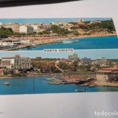 Postales: MALLORCA - POSTAL PORTO CRISTO. Lote 173925369
