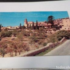 Postales: MALLORCA - POSTAL VALLDEMOSA - VISTA DE LA CARTUJA. Lote 173929884