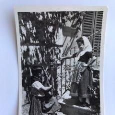 Postales: MALLORCA. POSTAL FOTOGRÁFICA. ESCENA TÍPICA. EDITA: FOTO TRUYOL. (H.1950?) SIN CIRCULAR... Lote 174041088