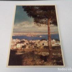 Postales: MALLORCA - POSTAL PALMA - DESDE LA BONANOVA. Lote 174087065