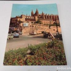 Postales: MALLORCA - POSTAL PALMA - LA CATEDRAL. Lote 174087122