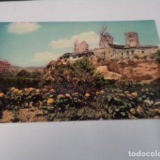 Postales: MALLORCA - POSTAL PALMA - MOLINOS DEL JONQUET. Lote 174087350