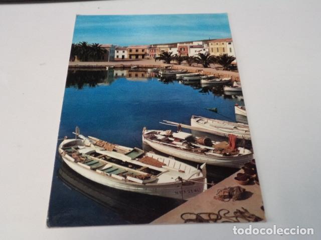 MENORCA - POSTAL FORNELLS - VISTA PARCIAL (Postales - España - Baleares Moderna (desde 1.940))