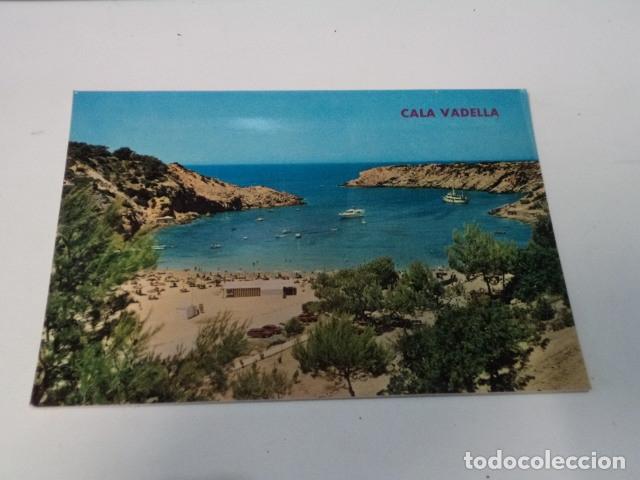 IBIZA - POSTAL CALA VADELLA (Postales - España - Baleares Moderna (desde 1.940))
