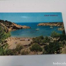 Postales: IBIZA - POSTAL CALA VADELLA. Lote 174392258