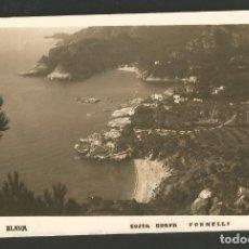 Postales: FORNELLS-AIGUA BLAVA-FOTOGRAFICA BELFO-SIN CIRCULAR-(61.872). Lote 175457873