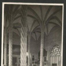 Postales: MALLORCA-INTERIOR DE LA LONJA-POSTAL FOTOGRAFICA TRUYOL-SIN CIRCULAR-(61.937). Lote 175522259