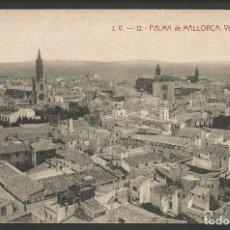 Postales: PALMA DE MALLORCA-VISTA PARCIAL-J.V. 12-SIN CIRCULAR-(61.946). Lote 175523414