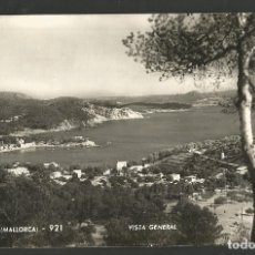 Postales: PAGUERA-VISTA GENERAL-921-ZERKOWITZ-VER REVERSO-(61.947). Lote 175523552