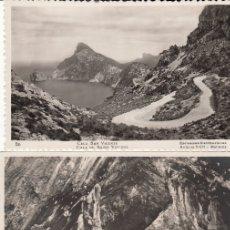 Postales: LOTE 10 POSTALES: MALLORCA - ALGUNAS ESCRITAS. Lote 175617205