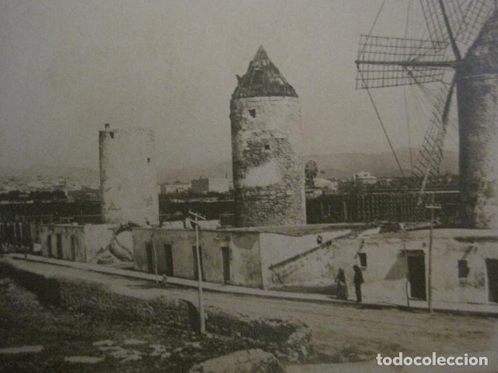 Postales: PALMA DE MALLORCA-EL MOLINAR-MOLINOS DE VIENTO-POSTAL FOTOGRAFICA-VER FOTOS-(62.138) - Foto 2 - 176018642